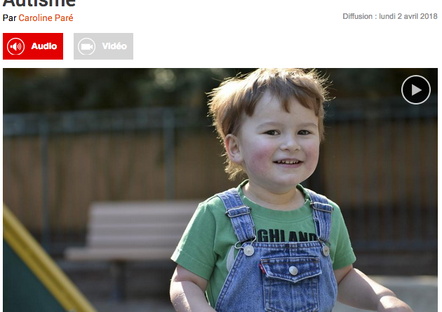 Autisme – Emission Priorité Santé sur RFI Autisme